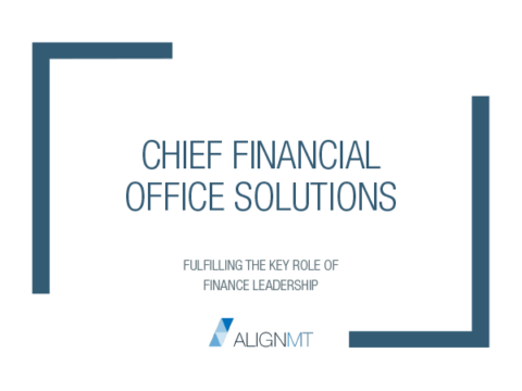Chief Financial Office Solutions
